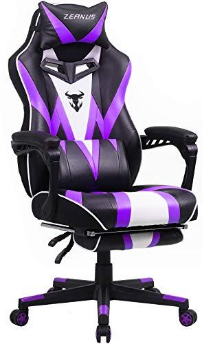 Gaming Stuhl für Erwachsene, Gaming Stuhl mit Massage